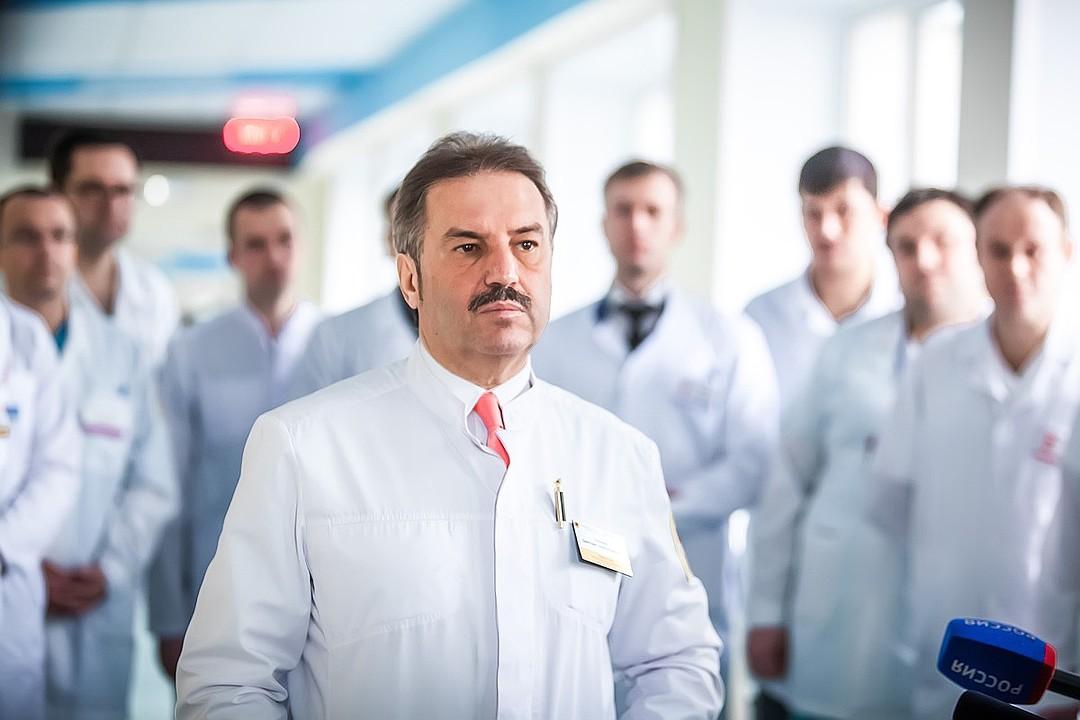 главврач челябинской областной больницы