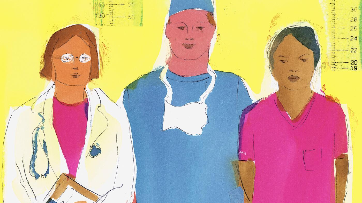 врачи трансплантологи картинка