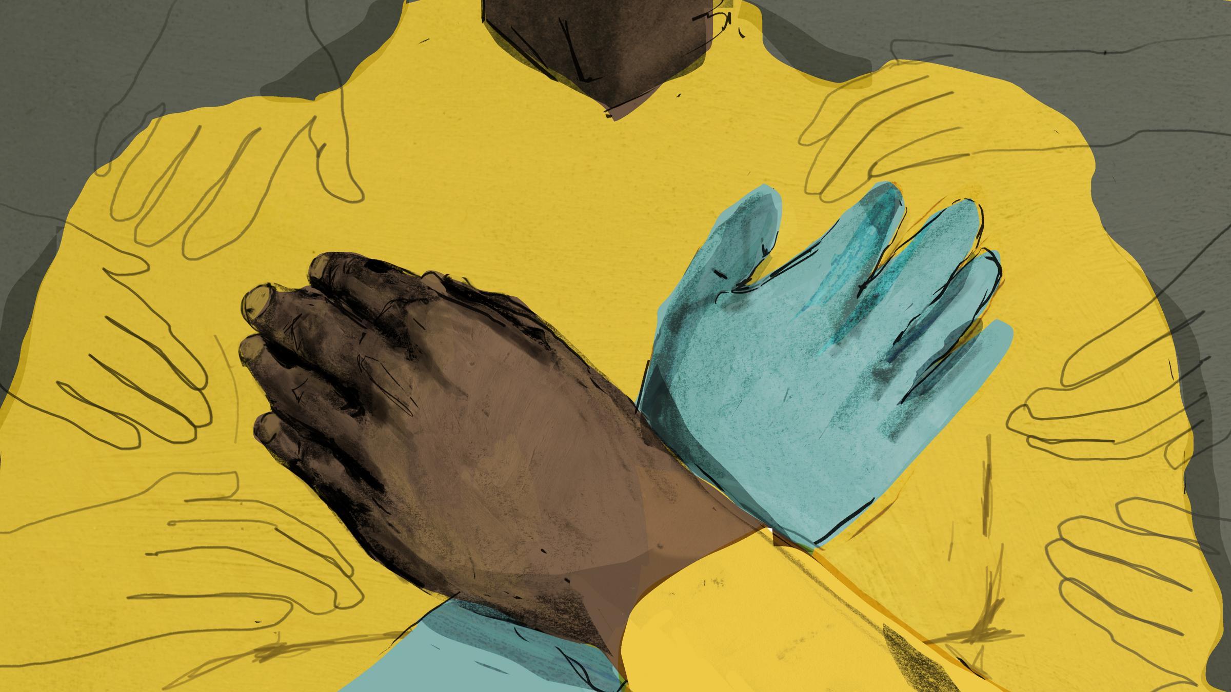 донор спасает семь жизней картинка