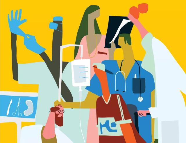 врачи и пациенты картинка