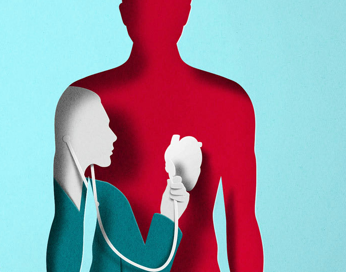 больные почки и сердце картинка