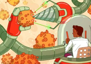 технология очищения органов от вирусов фото