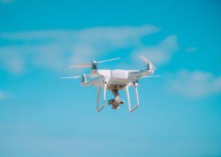 доставка органов дроном